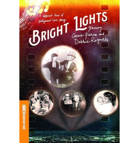 Bright Lights:Starring Carrie Fisher (DVD) - image 1 of 1