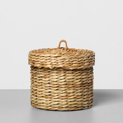 Small Woven Bath Storage Canister - Hearth & Hand™ with Magnolia