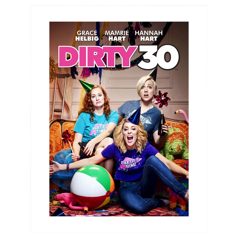Dirty 30 - Target Exclusive (Dvd)