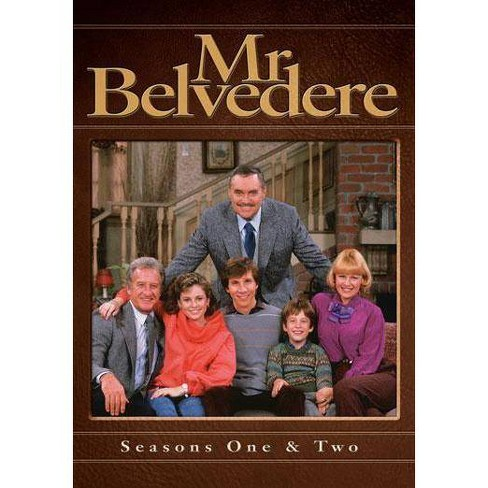 Mr. Belvedere: Seasons One & Two (DVD) - image 1 of 1