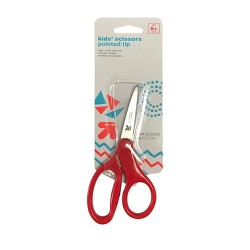 "6"" Kids' Scissors Pointed Tip - Up&Up™"