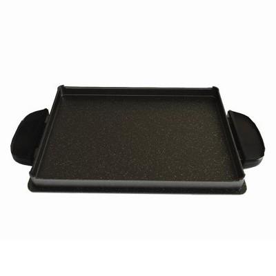 George Foreman Griddle Plate - Black GFP84GP