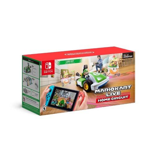 Mario Kart Live: Home Circuit - Luigi Set - image 1 of 4
