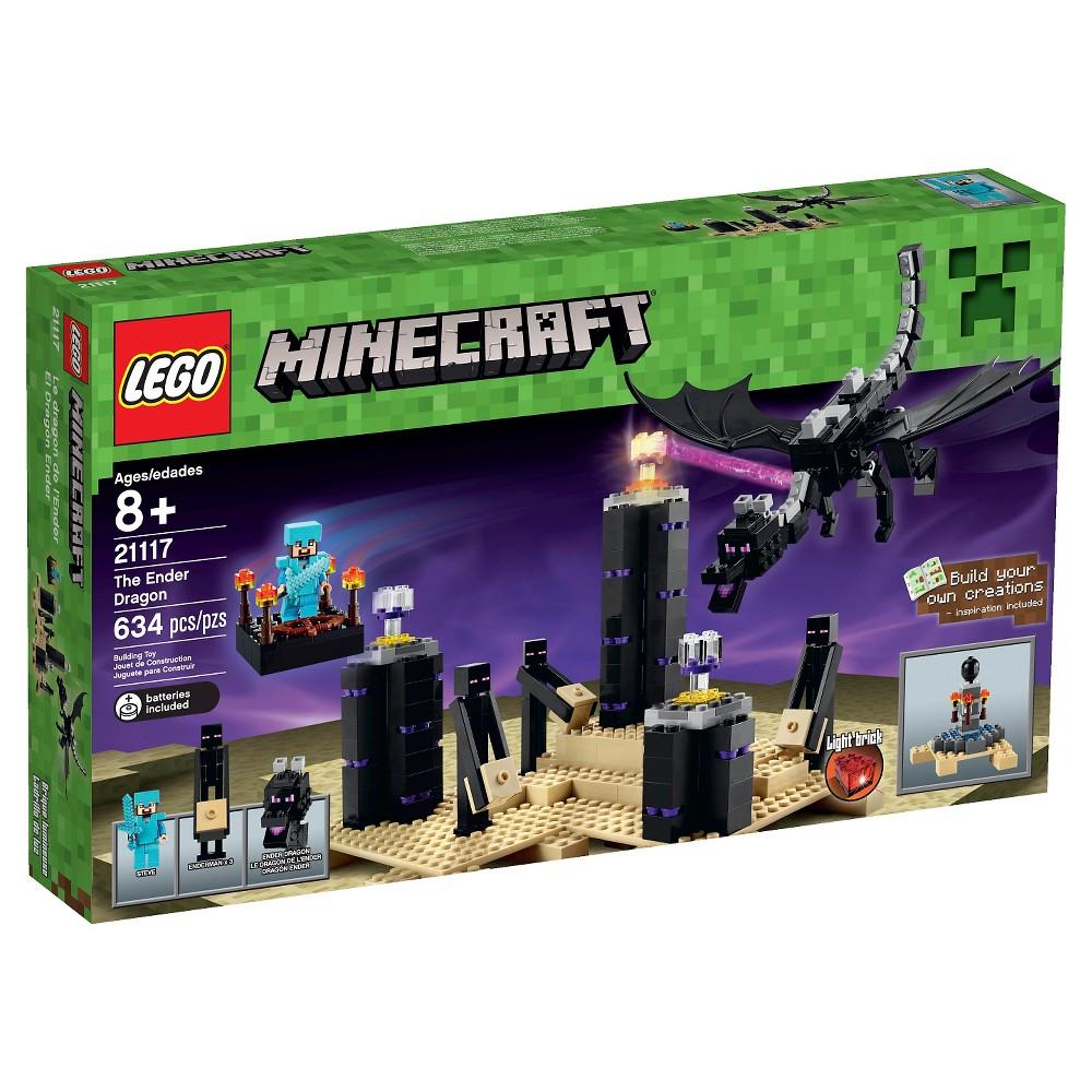 LEGO Minecraft Creative Adventures The Ender Dragon 21117