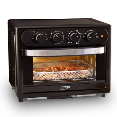 Dash Everyday 24qt Air Fryer Oven - Matte Black