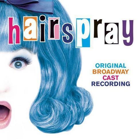 Original Cast - Hairspray (OCR) (CD) - image 1 of 3