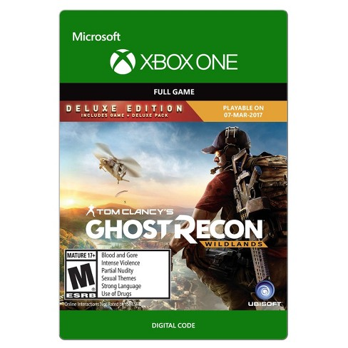 Xbox One Tom Clancy's Ghost Recon Wildlands - Email Delivery