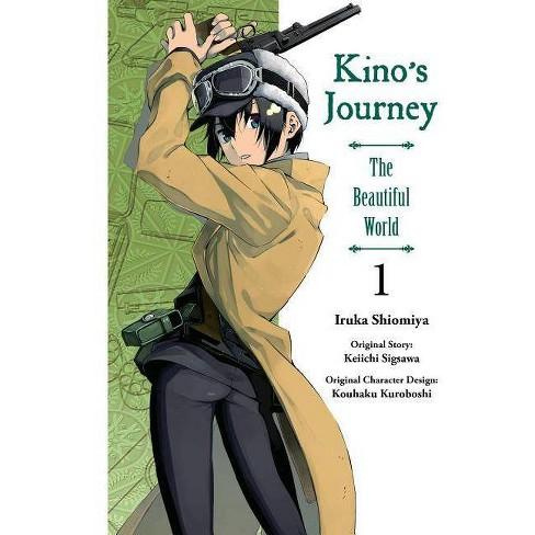 Kino's Journey- The Beautiful World, Vol 1 - by  Keiichi Sigsawa (Paperback) - image 1 of 1