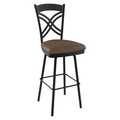 "Amisco Chain 26"" Counter Stool - Brown - image 1 of 2"