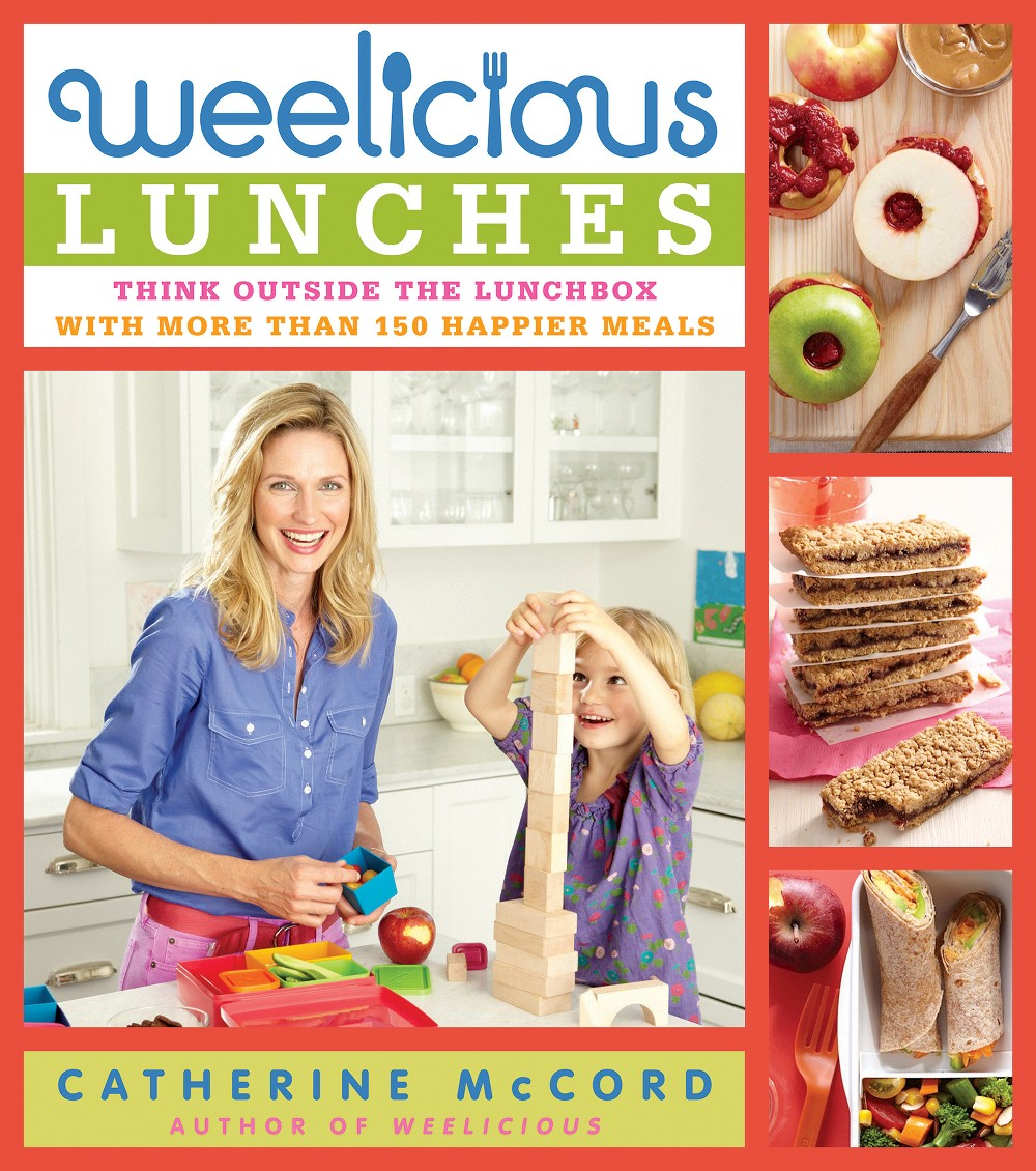 Baker Weelicious Lunches : Think Outside the Lunch Box Wi...