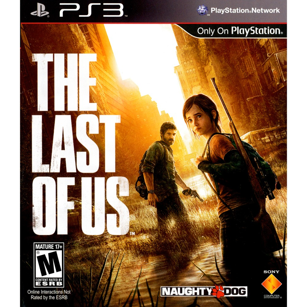 The Last of Us Pre-Owned PlayStation 3 Attempt to survive in a post-apocalyptic world in The Last of Us Pre-Owned (PlayStation 3). The game works for PlayStation3 consoles. The pre-owned video game is in like-new condition and is recommended for ages 17 and older.