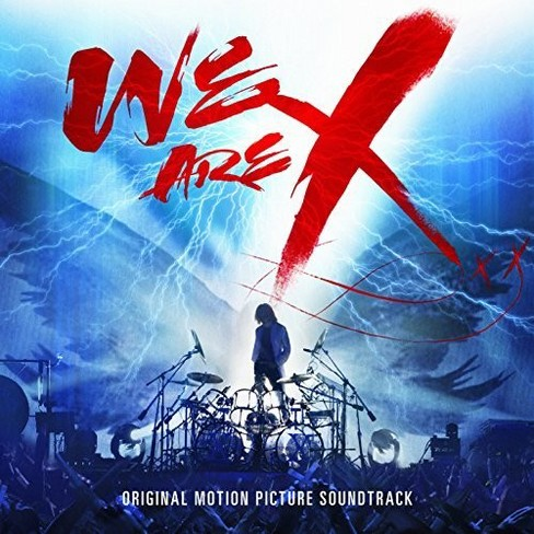 X Japan - We Are X (Ost) (CD) - image 1 of 1