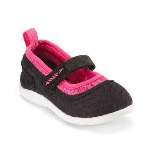 Speedo Youth Water Shoes Xtra large - Black - image 1 of 1
