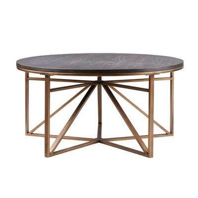Mankato Coffee Table - Bronze