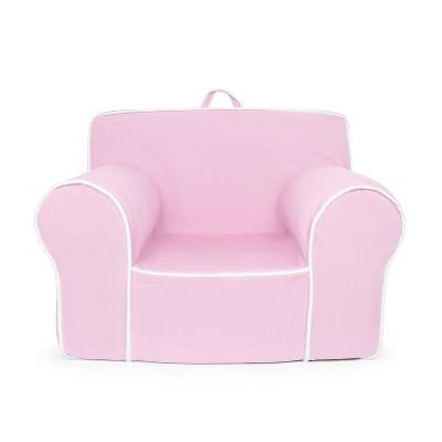 Kids' Twill Arm Chair - Love 2 Design