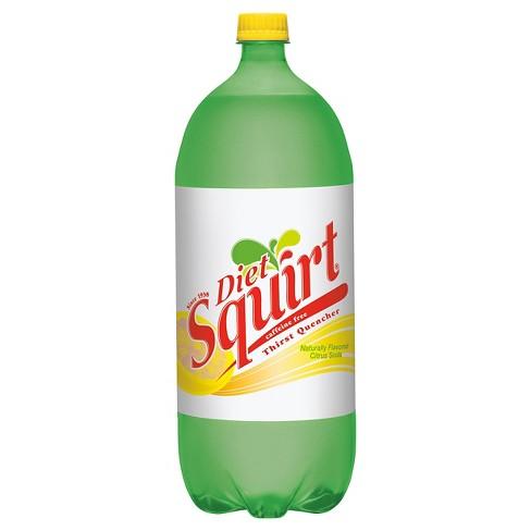 Diet Squirt - 2 L Bottle - image 1 of 1