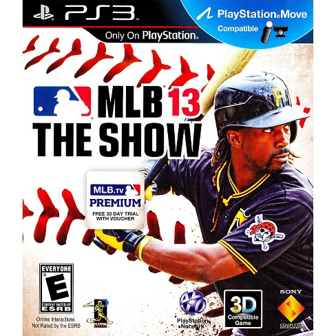 MLB 13: The Show PRE-OWNED PlayStation 3 - image 1 of 1