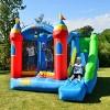 Bounceland Royal Palace Bounce House Inflatable Bouncer - image 4 of 4