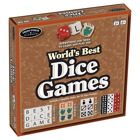 Front Porch Classics Front Porch Classics World's Best Dice Games - image 1 of 2