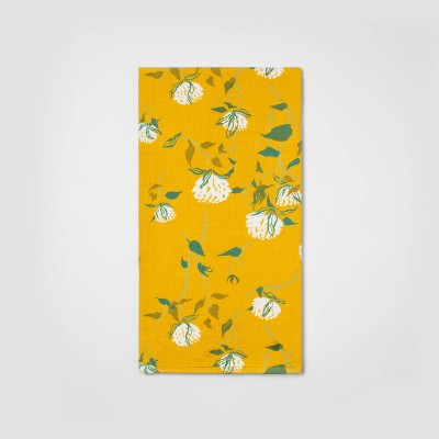 Mums Bath Towel Yellow - Threshold™