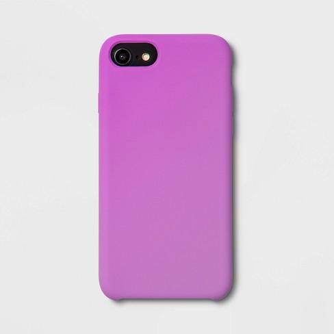 apple iphone 8 silicone phone case