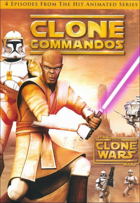 Star Wars: The Clone Wars - Clone Commandos - image 1 of 1