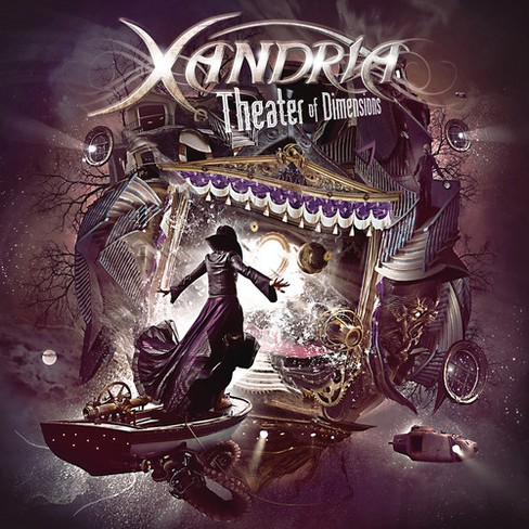Xandria - Theater Of Dimensions (CD) - image 1 of 1