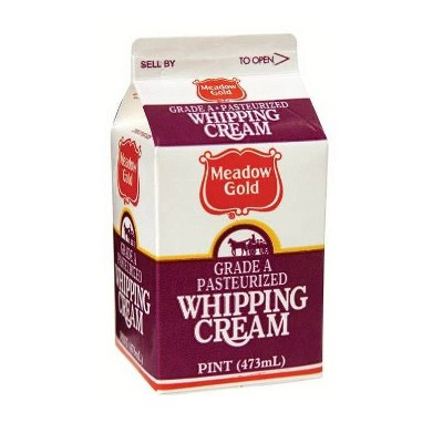 Meadow Gold Heavy Whipping Cream - 1pt