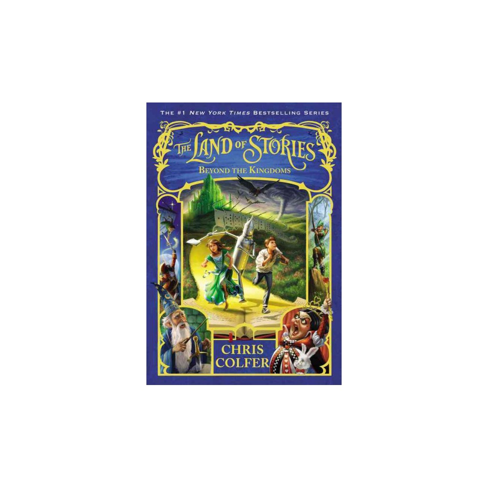 Beyond the Kingdoms (Reprint) (Paperback) (Chris Colfer)