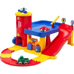 Viking Toys Viking City Garage & Road Playset