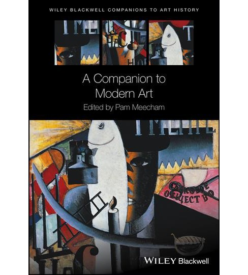 Companion to Modern Art -  by Pam Meecham (Hardcover) - image 1 of 1