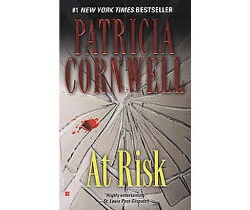 At Risk ( At Risk) (Reprint) (Paperback) by Patricia Daniels Cornwell - image 1 of 1