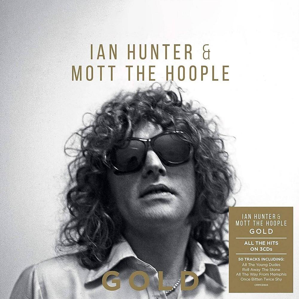 Hunter Ian Mott The Gold Cd