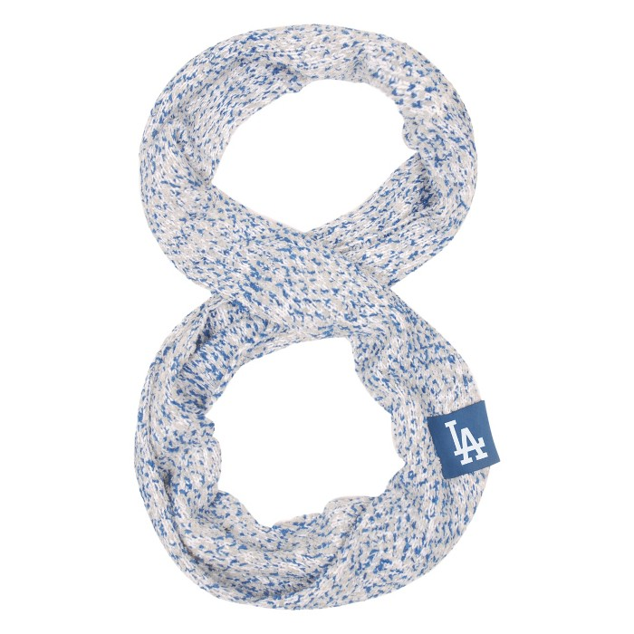 MLB Los Angeles Dodgers Chunky Infinity Scarf - image 1 of 1