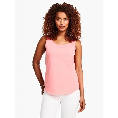 NIC+ZOE Women's Shirt Tail Perfect Tank