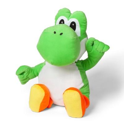 Nintendo Mario Yoshi Cuddle Pillow
