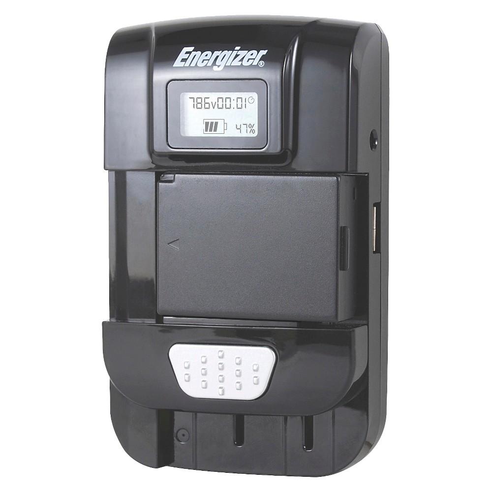 Energizer Camera Battery Charger - Black (Enc-Mul)