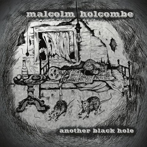 Malcolm holcombe - Another black hole (CD) - image 1 of 1