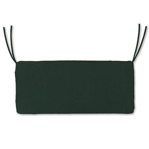 """Polyester Classic Outdoor Swing / Bench Cushion, 48"""" x 19""""x 3"""" - Plow & Hearth - image 1 of 1"""