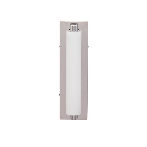 Banswich Sconce LED Lamp White (Includes Energy Efficient Light Bulb) - Aiden Lane - image 1 of 4