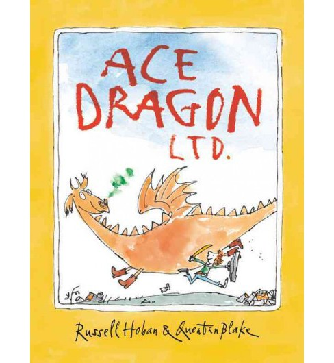 Ace Dragon Ltd (School And Library) (Russell Hoban) - image 1 of 1