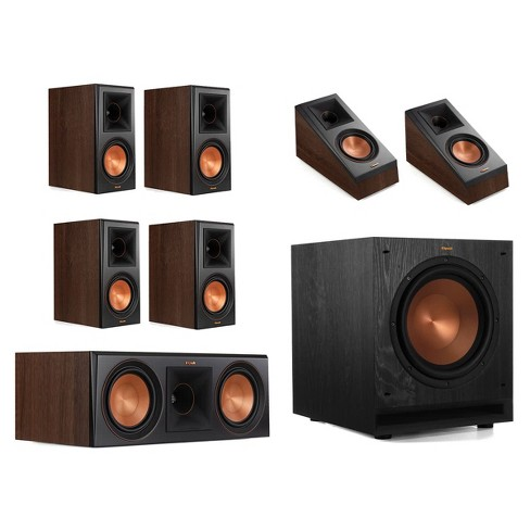 Klipsch RP-600M 7.1 Home Theater System - image 1 of 4