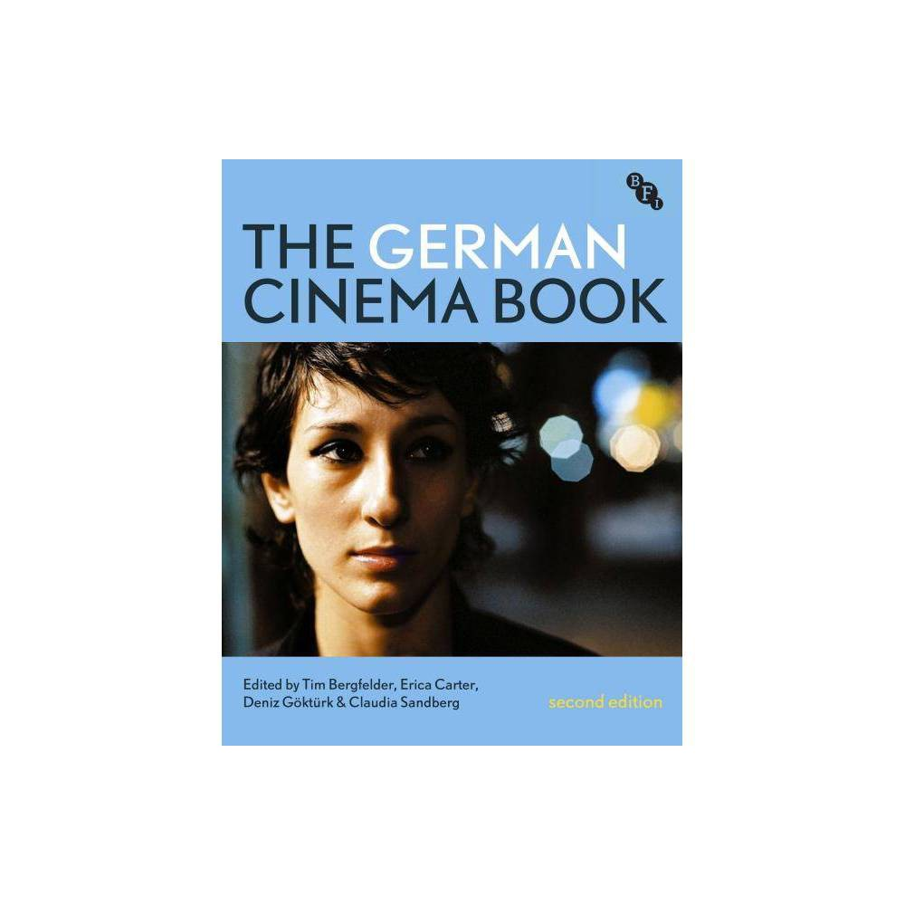 The German Cinema Book - 2 Edition (Hardcover)