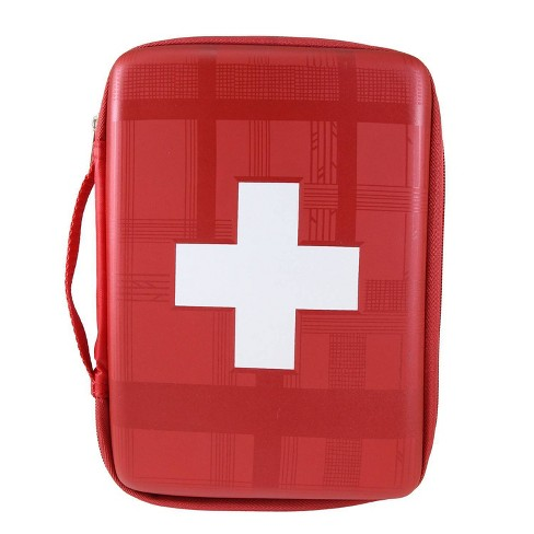 Band Aid Red Build Your Own First Aid Kit Bag - image 1 of 4