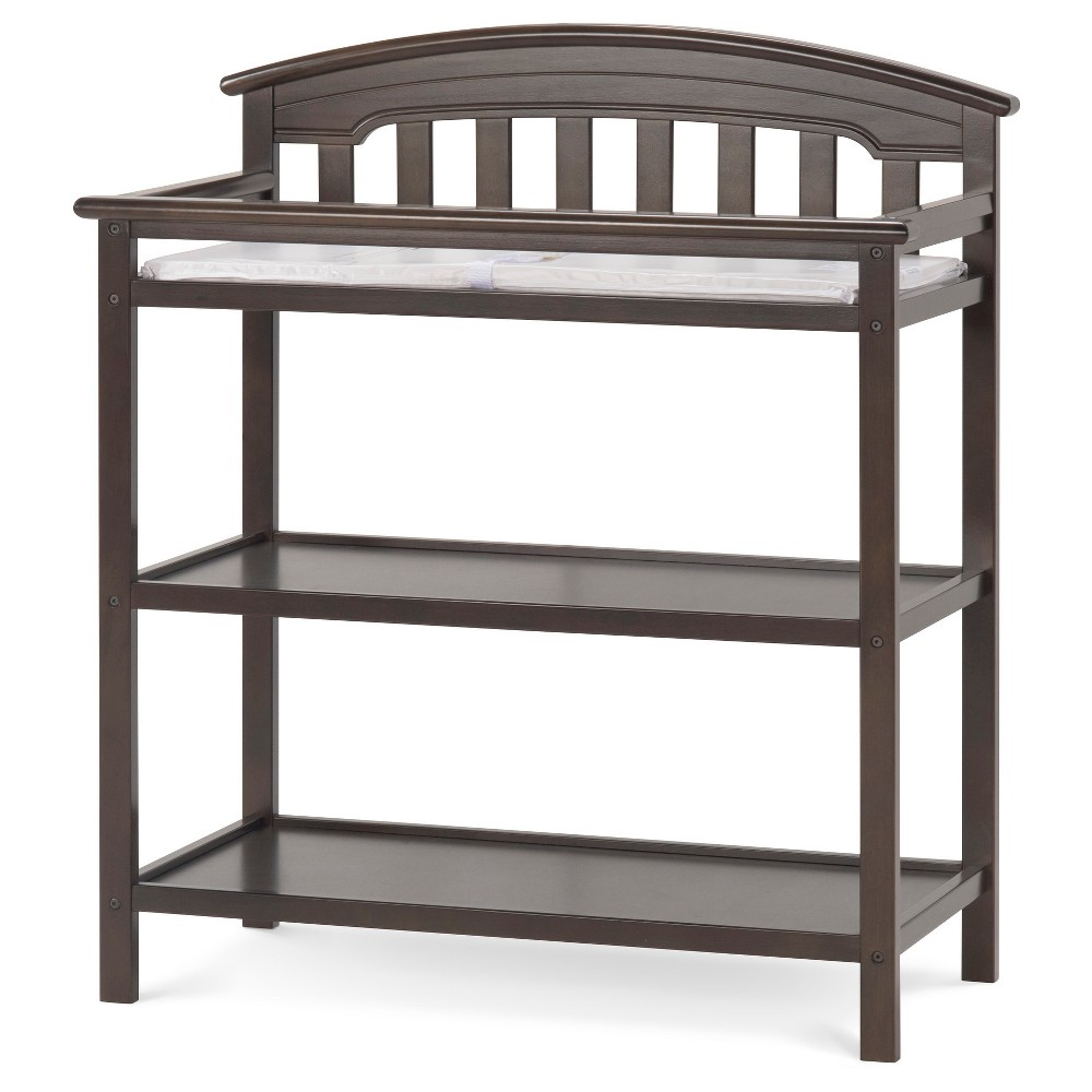 Child Craft Standford Changing Table - Slate (Grey)