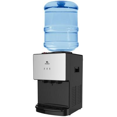 Avalon Premium 3 Temperature Top Loading Countertop Water Cooler Dispenser