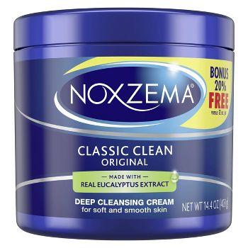4-Pack Noxzema Classic Clean Original Deep Cleansing 14.4oz Cream + $5 GC