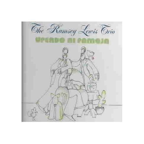 Ramsey Trio Lewis - Upendo Ni Pamoja (CD) - image 1 of 1