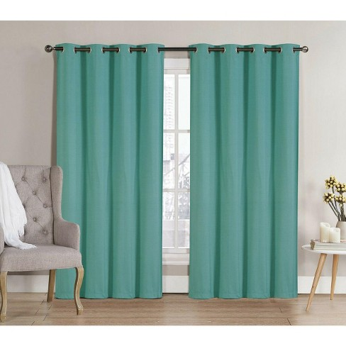 Thermal Grommet 100 Blackout Curtains