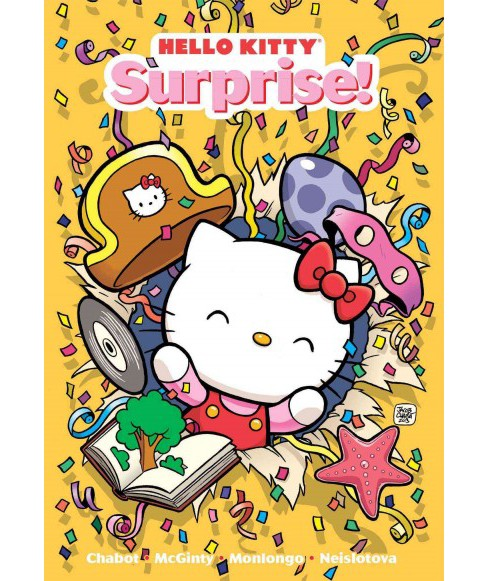 Hello Kitty : Surprise! (Paperback) (Jacob Chabot) - image 1 of 1